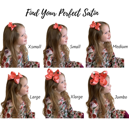 Find Your Perfect Satin
