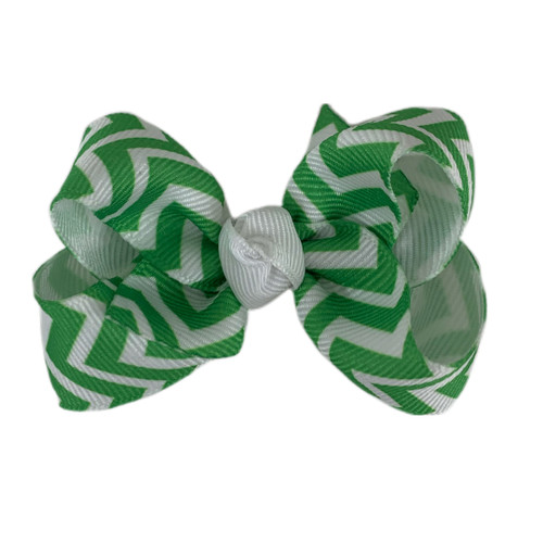 Emerald Chevrons