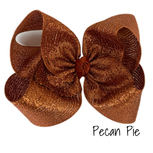 Pecan Pie Bright Metallic