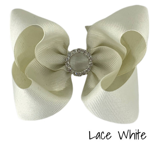 Lace White