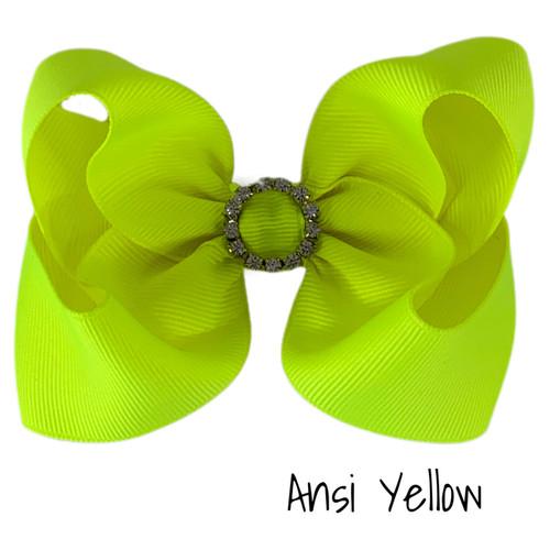 Ansi Yellow