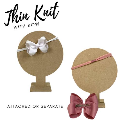 Thin Knit Style