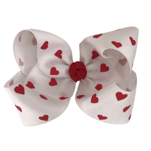 White Red Hearts