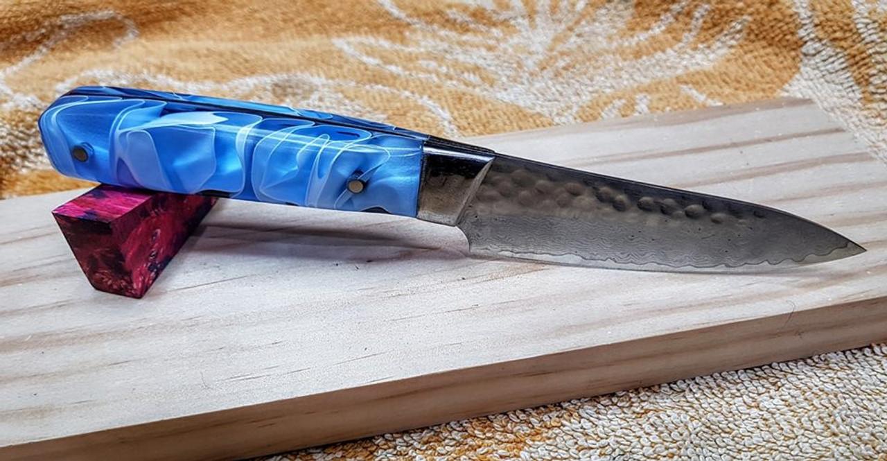 Custom resin handles