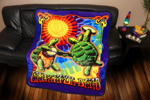 GRATEFUL DEAD THROW TERRAPIN SUNSHINE