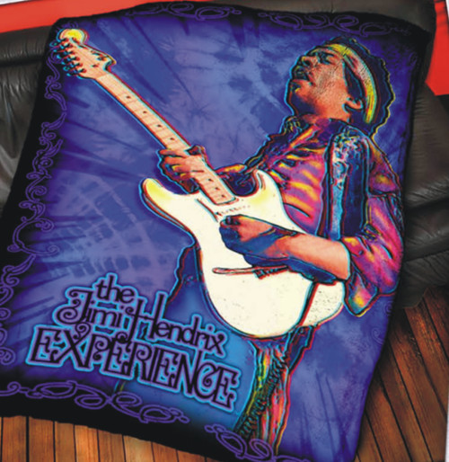 HENDRIX THROW CONCERT
