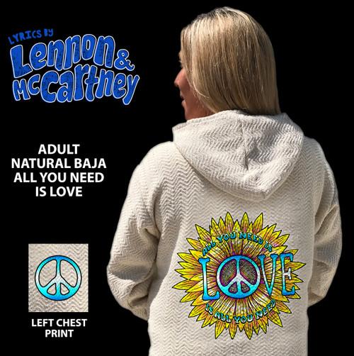 LENNON & MCCARTNEY NATURAL BAJA ALL U NEED