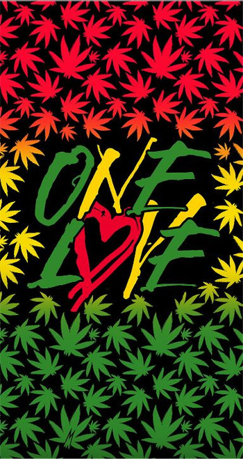 420 TOWEL ONE LOVE