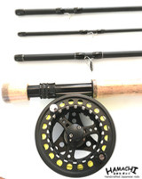 Hamachi Fly rod and reels due in next week