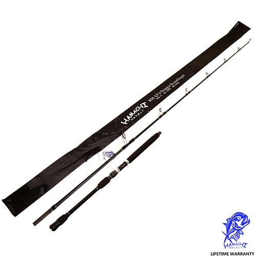 2018 Hamachi XOS GT'n'DOGGIE BRUTE SLAYER PE8-15 Popper Rod