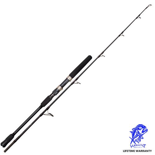 2020 Hamachi XOS GT'n'DOGGIE Expedition Series Traditional Speed Jig rod 5'6 & 6'0 (Spinning/Threadline)