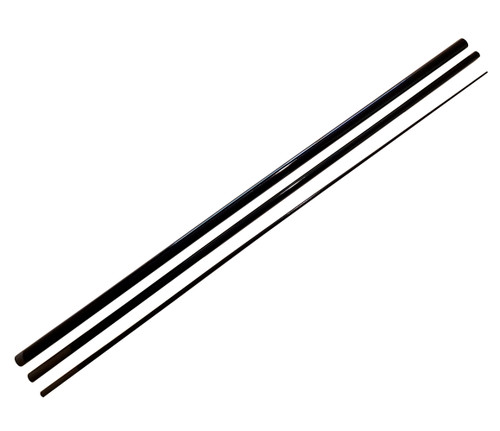 2020 Hamachi XOS GT'n'Doggie Expedition 3 Piece Popping and Spinning Rod BLANK (8'2 & 10'0)