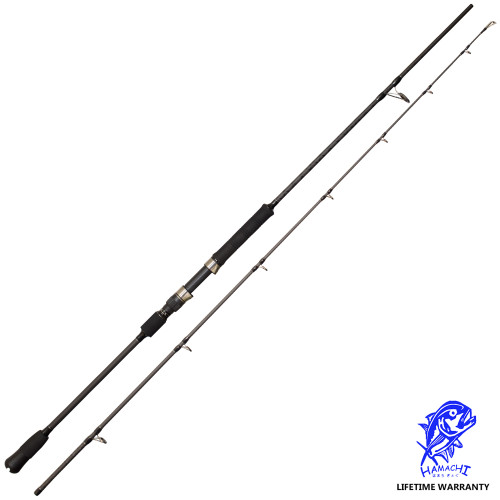 2021 Hamachi XOS GT'n'DOGGIE Expedition X-Over Popping & Jigging 7'6 (Spinning/Threadline)