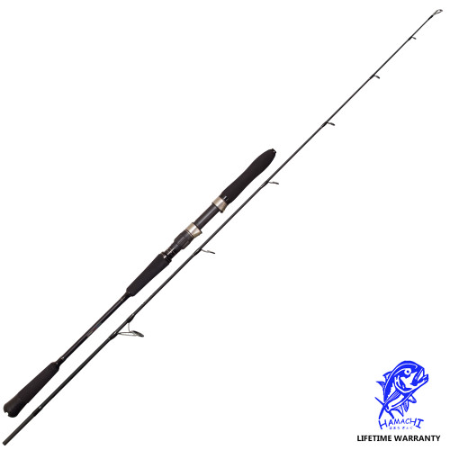 2021 Hamachi XOS GT'n'DOGGIE Expedition Series SLOW-PITCH/FAST-PUNCH Jigging Rod 6'0 (Spinning/Threadline)