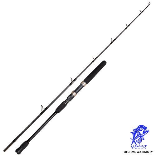 2021 Hamachi XOS GT'n'DOGGIE Expedition Series Traditional Speed Jig rod 5'6 & 6'0 (Conventional / Casting)