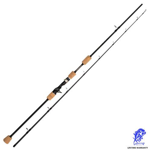 2021 Hamachi Zenku Super Nano rod (Conventional/Casting)