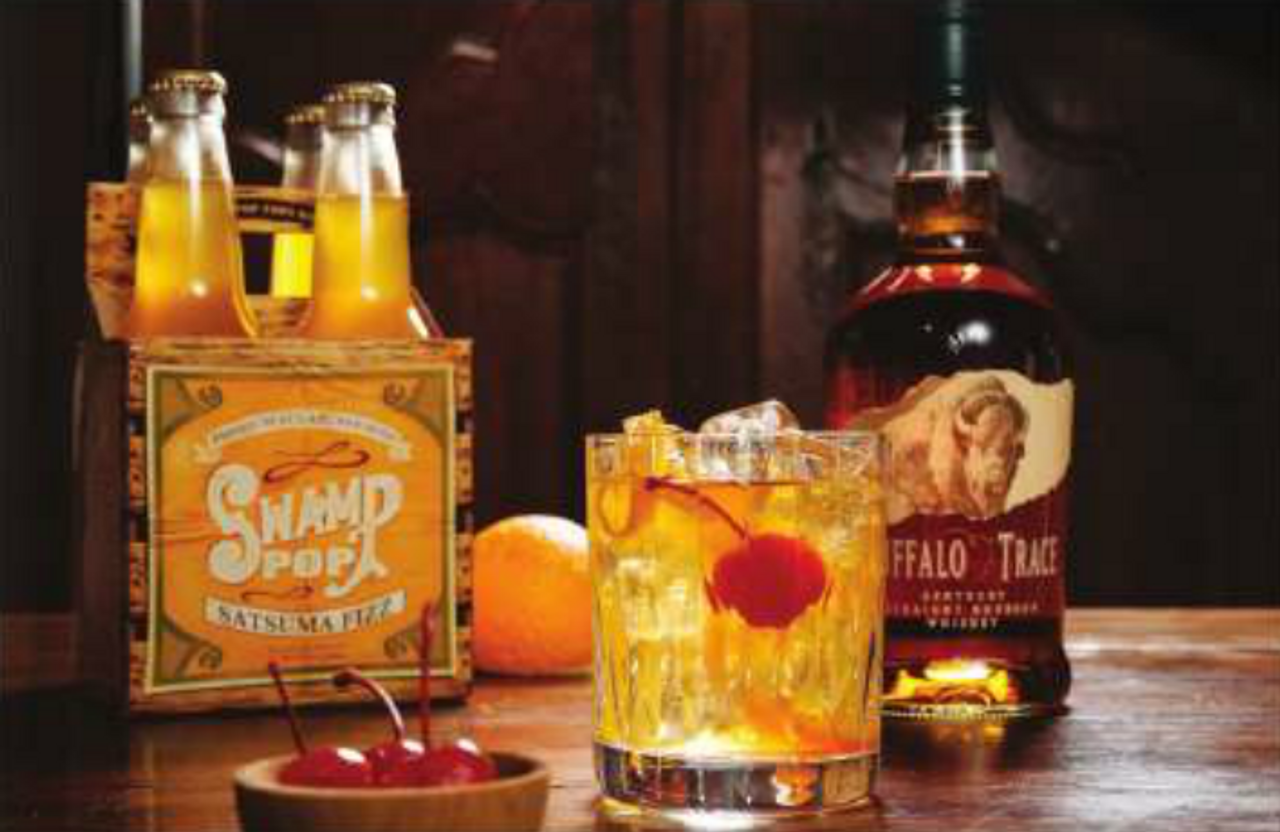 Swamp Pop Old Fashioned