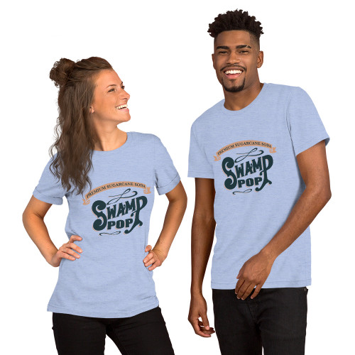 Swamp Pop Short-Sleeve Unisex T-Shirt