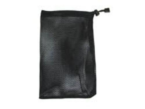 Polyester mesh drawstring bag