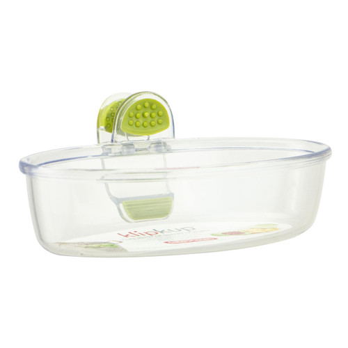"Perfect for dips, salsa, salad fixings, ice cream toppings, and much more Dimensions: 7""W X 2""H X 3.75""D"