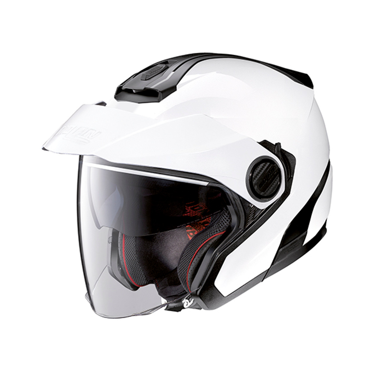 Nolan N40 Open Face Motorcycle Helmet Made In Italy