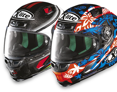 f0a608b9 www.xlite-usa.com Nolan Groups top of the line Carbon Fiber Helmets.