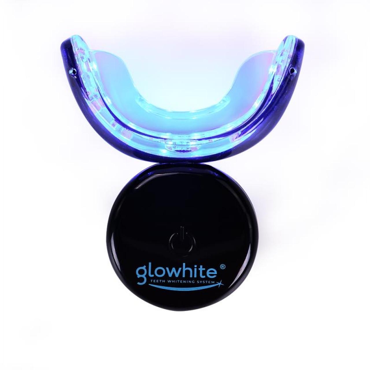 Glowhite Wireless Deluxe Dual Light Teeth Whitening Kit