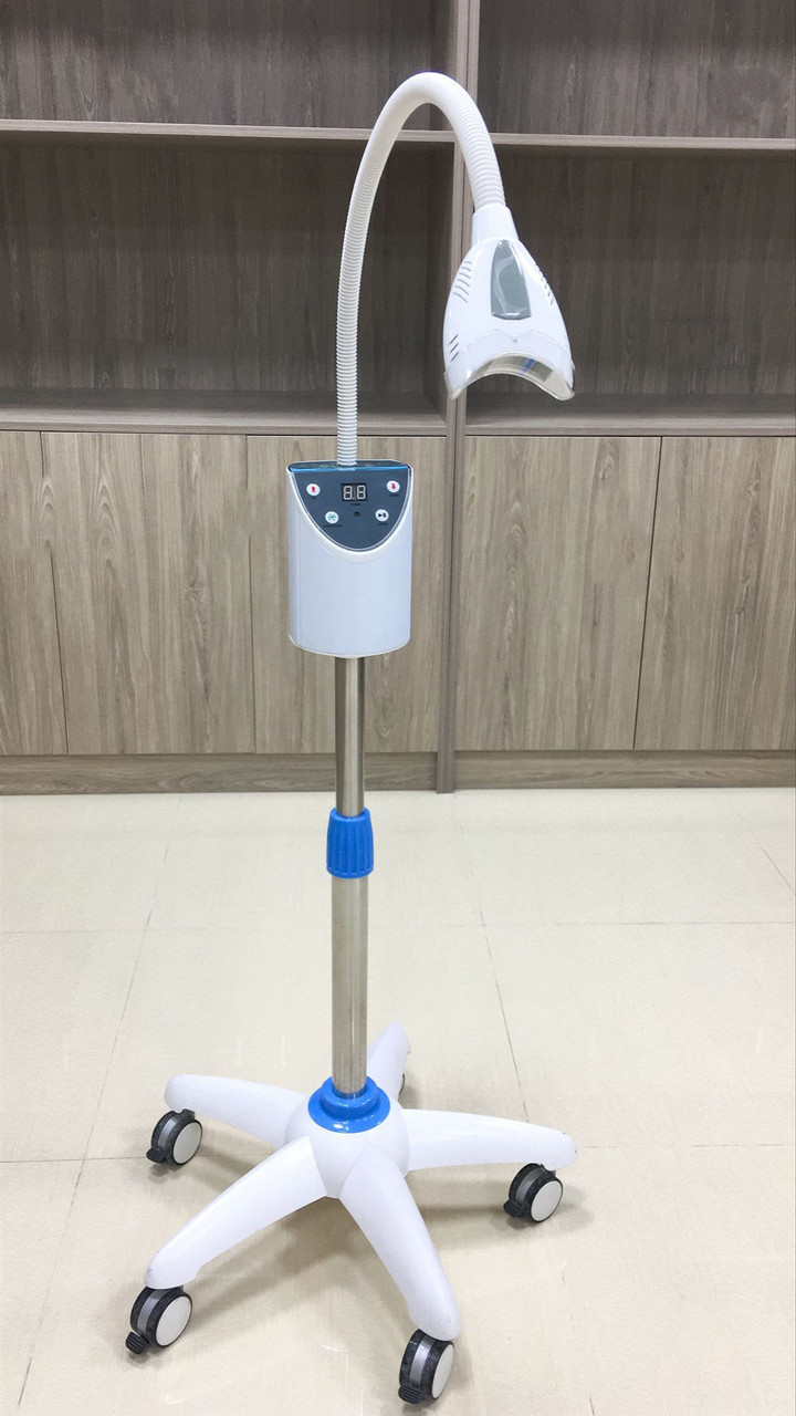 Salon laser teeth whitening lamp