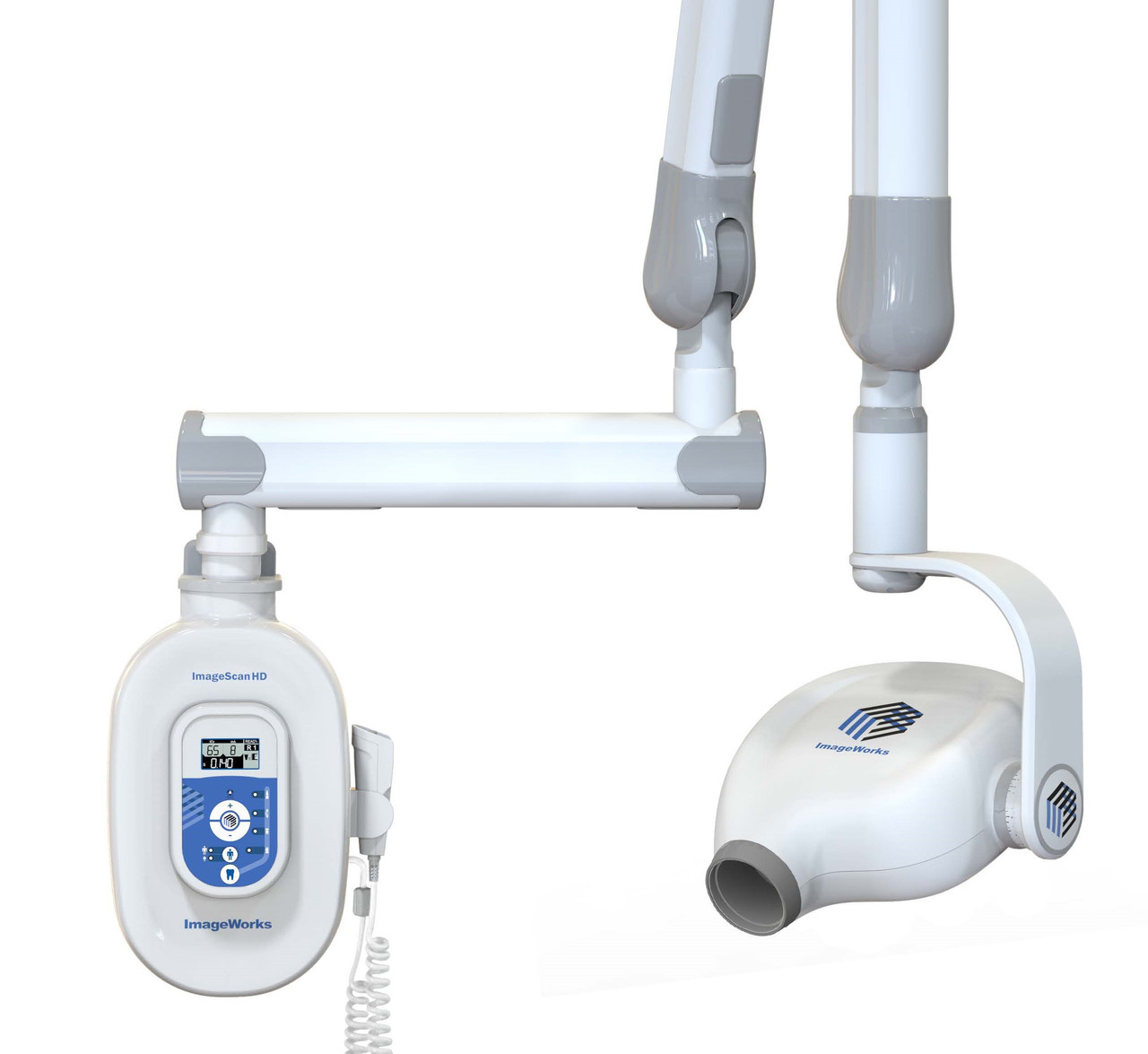 ImageScan HD Intraoral X-Ray Wall Mounted
