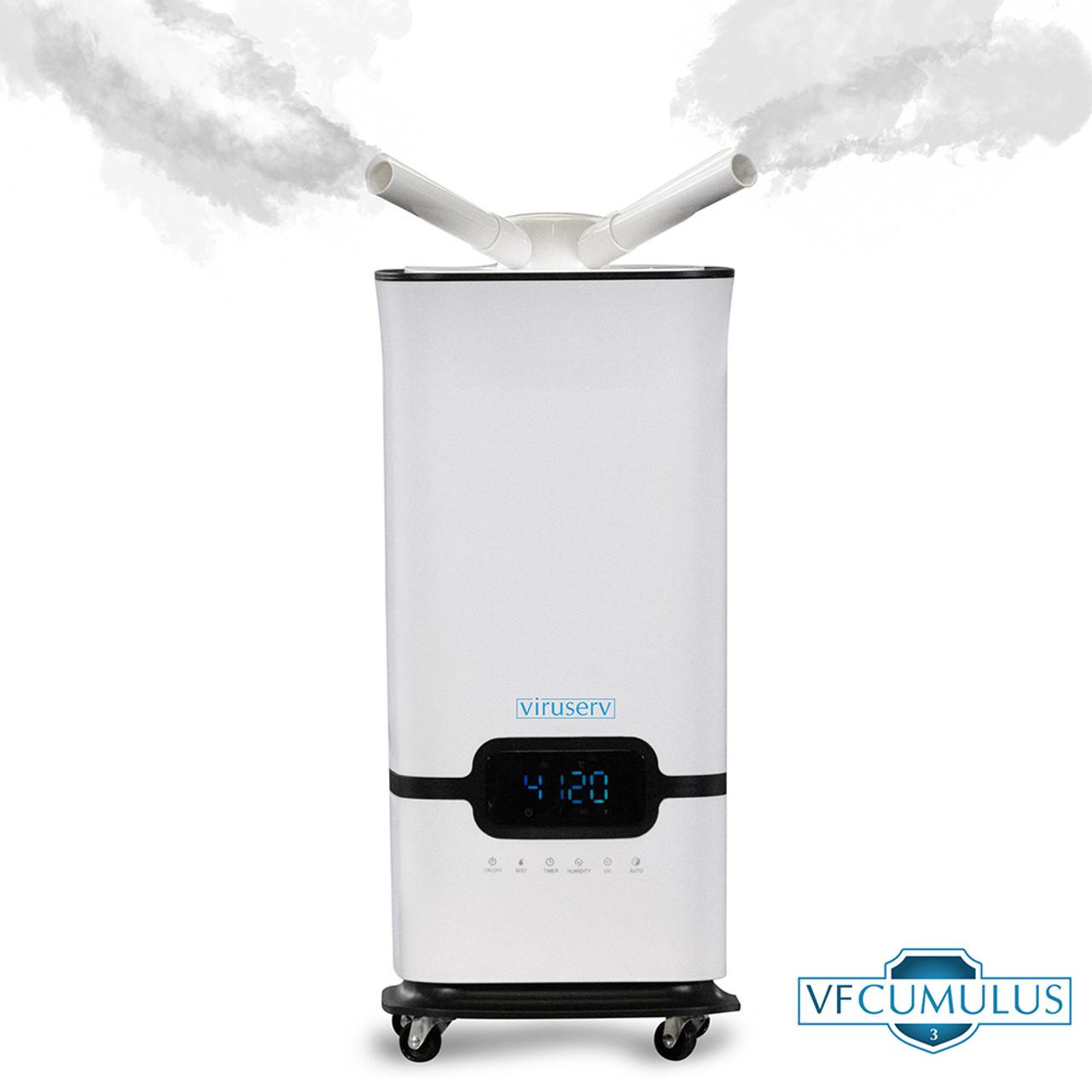 VF Cumulus – Three Atomizer Fogger