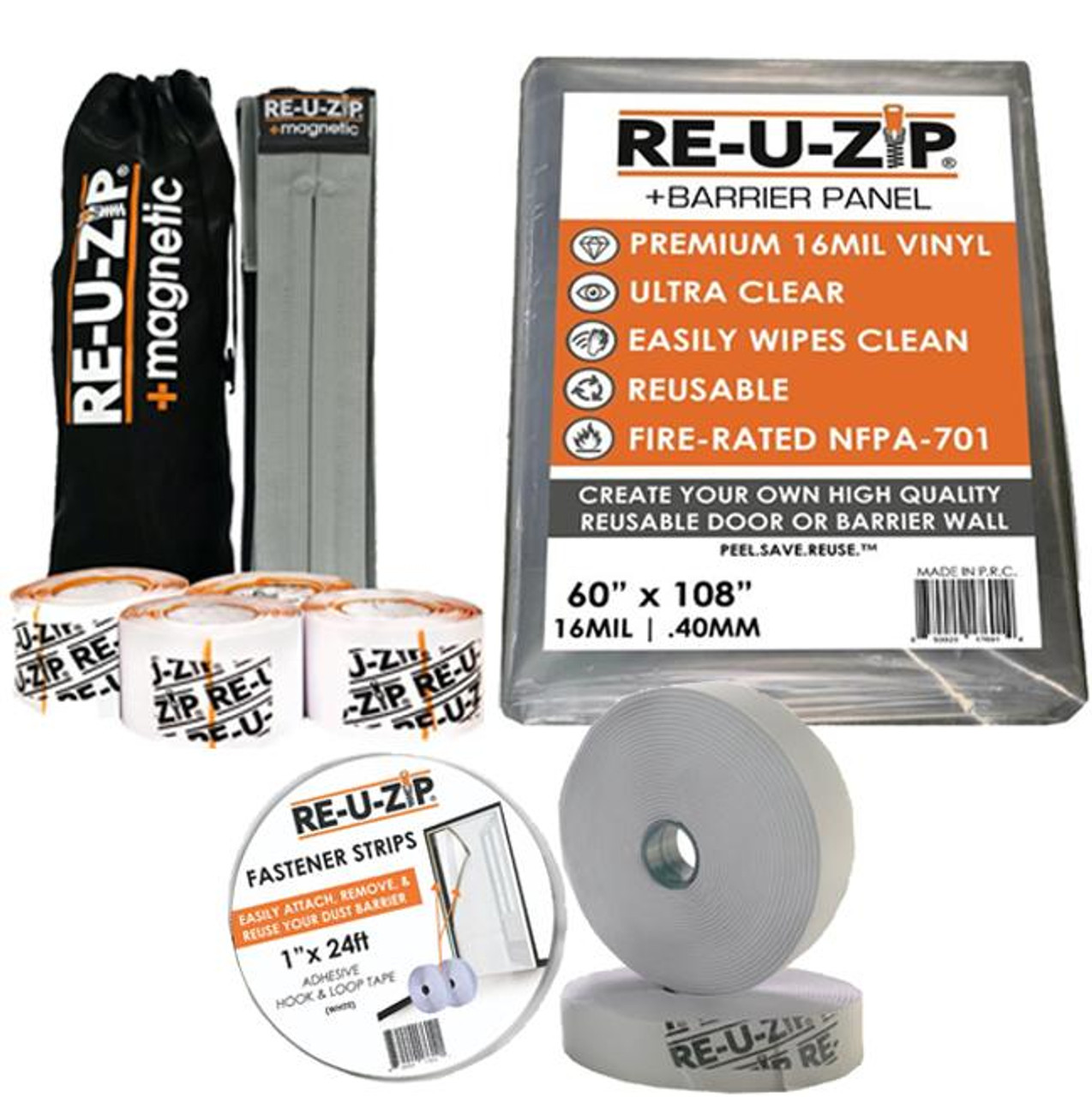 Magnetic Door Kit | FR Ultra-Clear