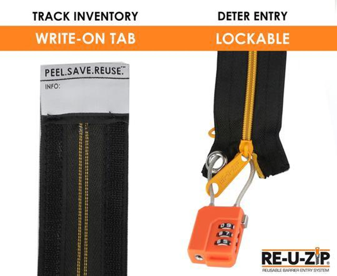 Full System Pro Bundle | Magnetic Entry Strip + Zipper Pro Bundle
