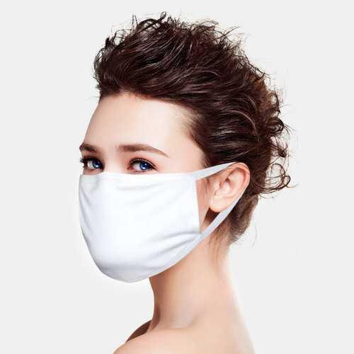 10Pcs Reusable Cotton Dust-proof Breathable Masks Soft Q575-SKUE76657