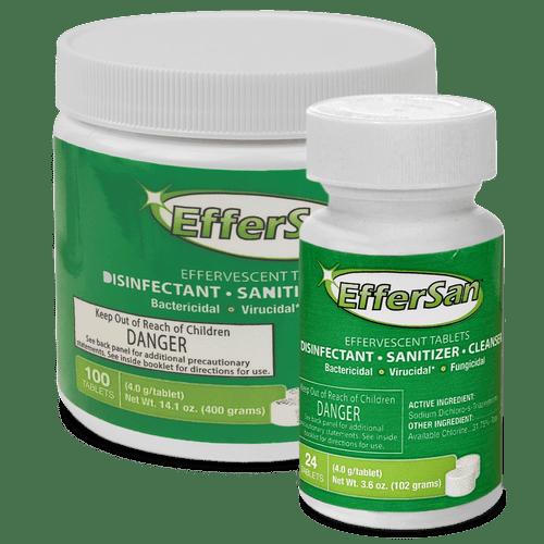EfferSan Hypochlorous Disinfectant: EPA Approved