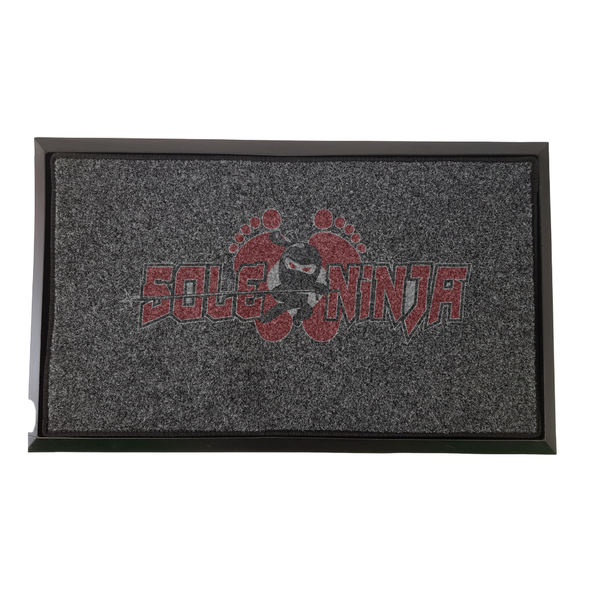 Sole Ninja Shoe Disinfecting Mat System