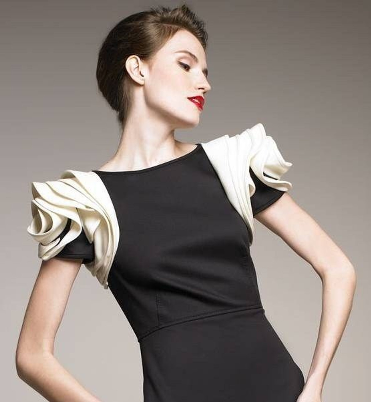Fashion Vocabulary: Sleeve Styles