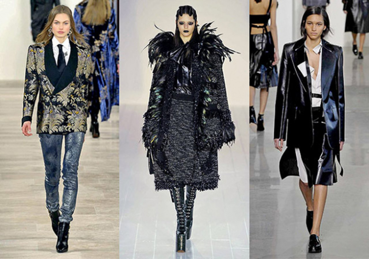 3 NYFW Trends that have already landed!