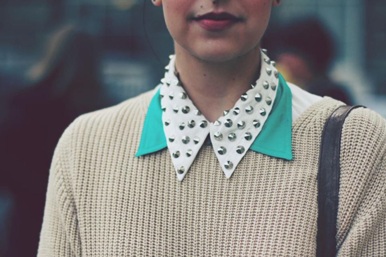 Fashion Vocabulary: Female Collars
