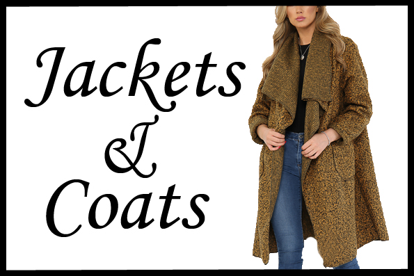 Wholesale Italian Ladies Jackets and Coats