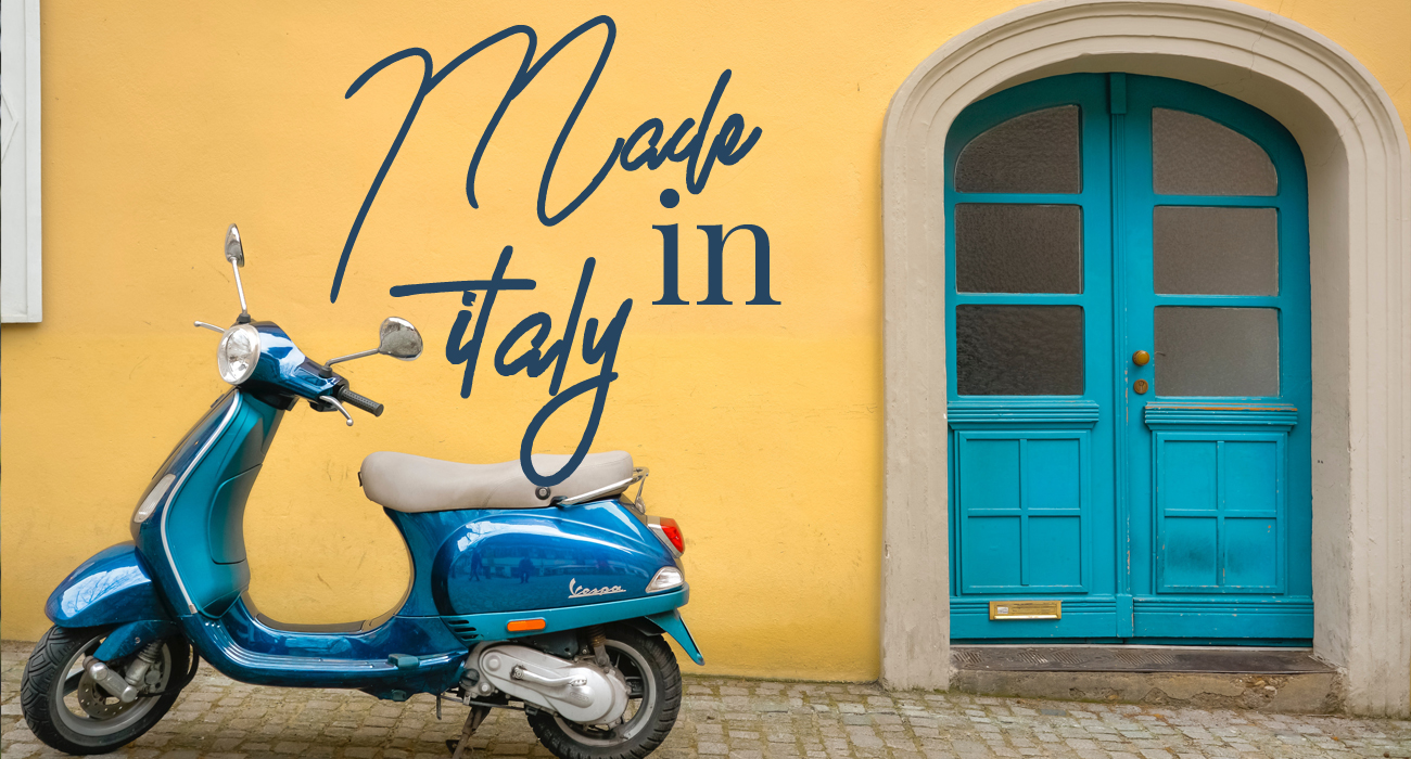 View our full Made in Italy collection here