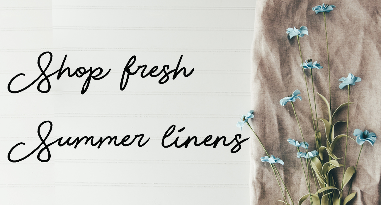 Shop our range of womens italian linens