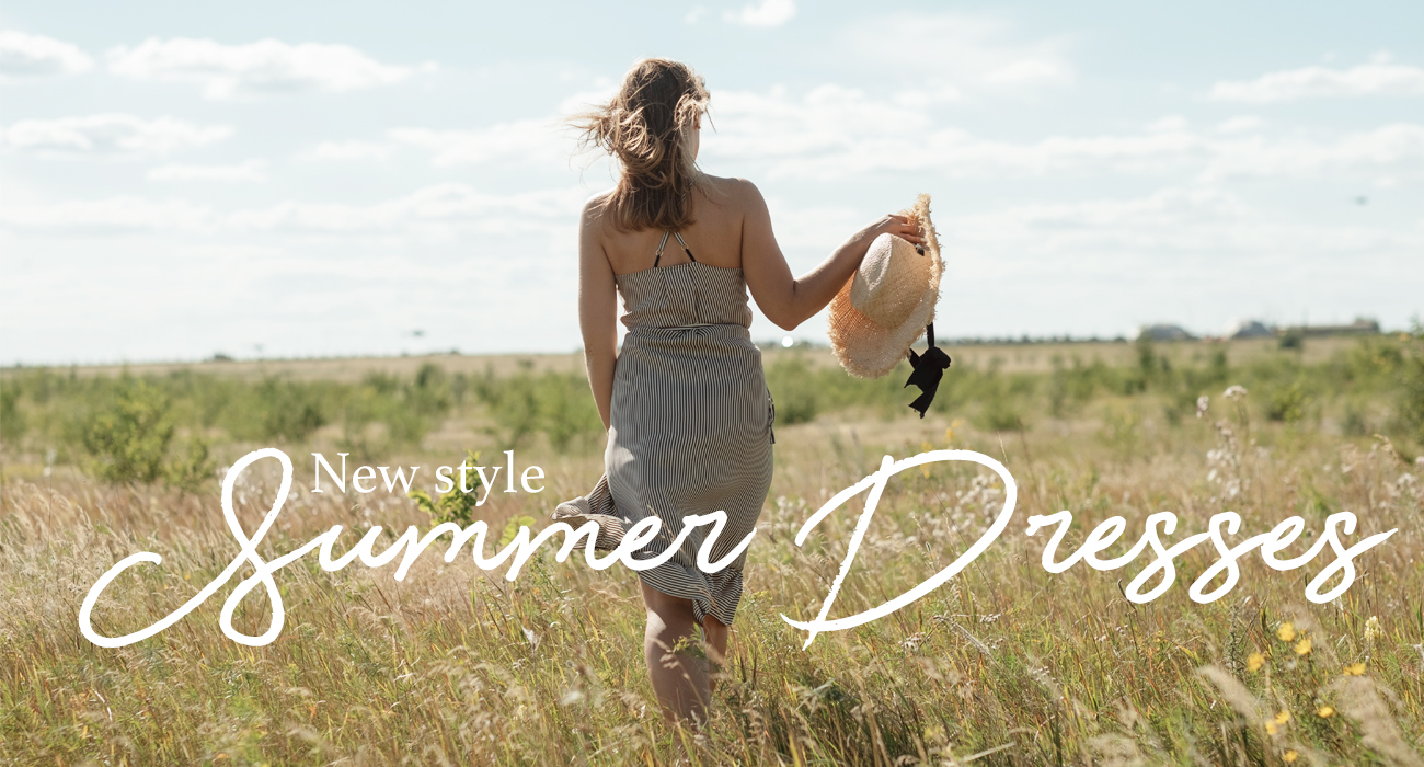 New ranges of womens summer dresses now available