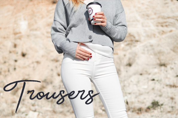Our new wholesale ladies trousers range is here!