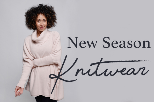 New season wholesale womens' knitwear