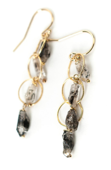 Intuition Drop Earring