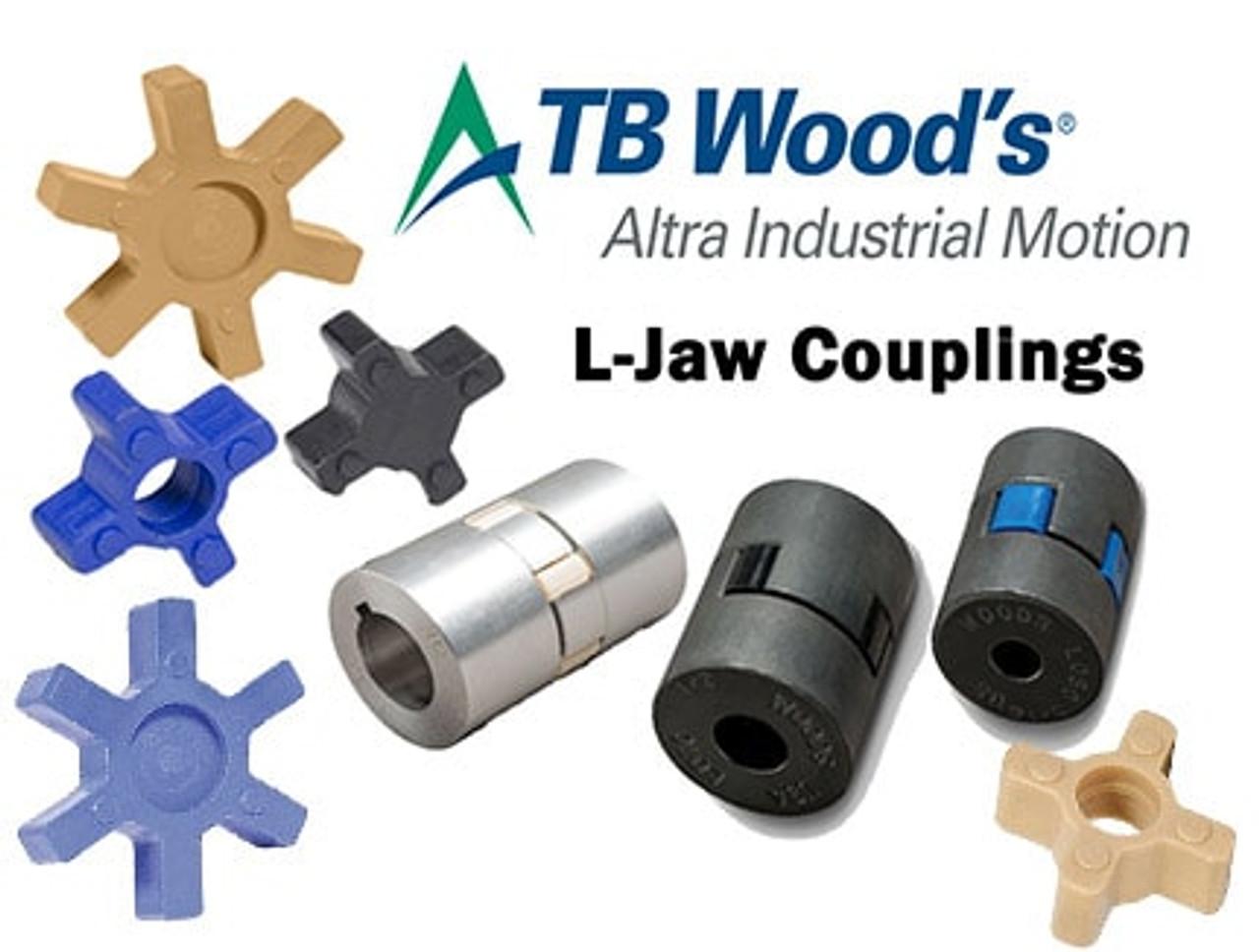 L15025MM TB Woods L150X25MM L-JAW HUB