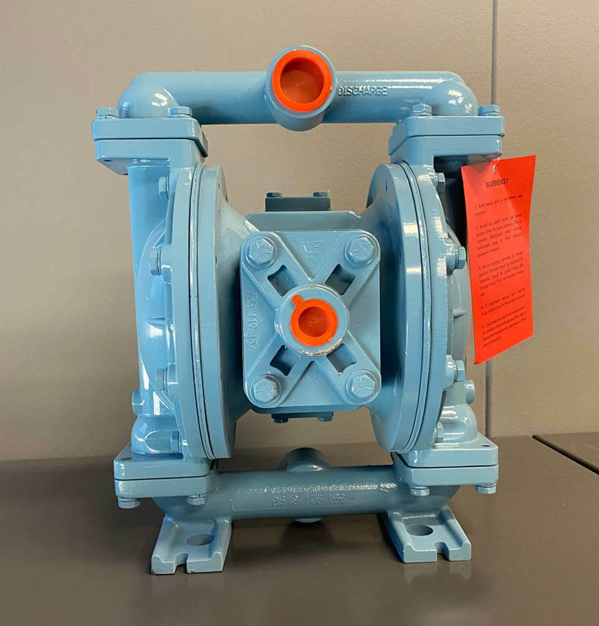 VS1FB1AGTANS000 Air Operated Double Diaphragm Pump