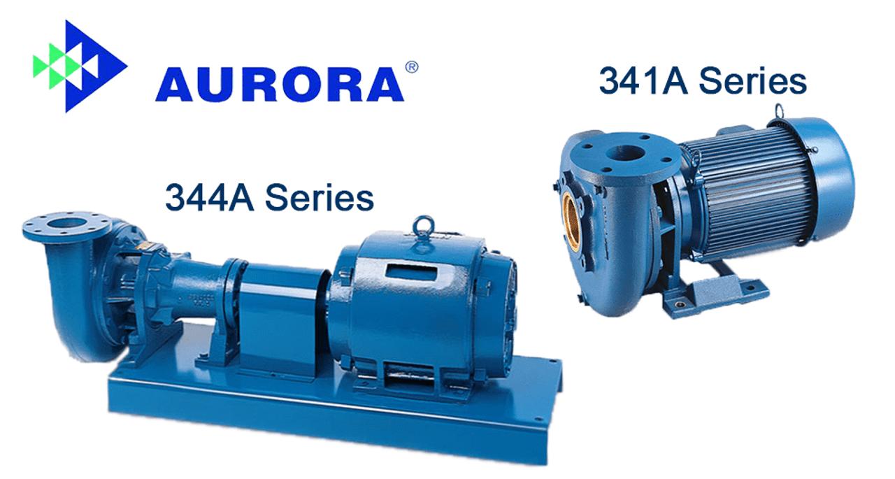 Aurora 340 Series Pumps - Voigt-Abernathy Store