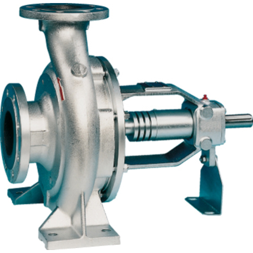 FLOWSERVE SIHI Thermal Fluid Pump ZTND 50-125 Radial Seal