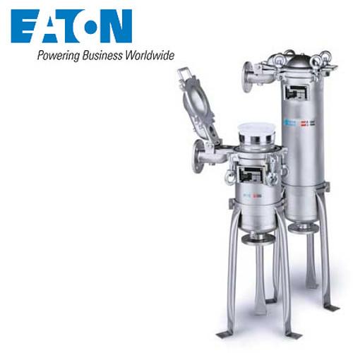 EATON TOPLINE # TBF0112SB02F - Side In/Bottom Out Filter Vessel